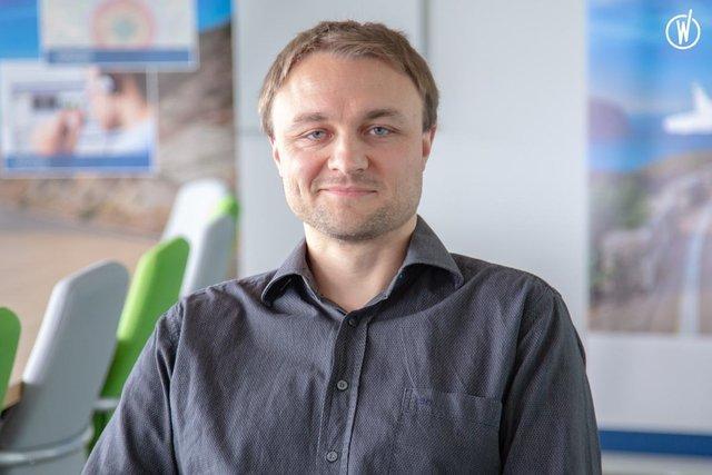 Meet Michaël,  Software engineer - SBG Systems