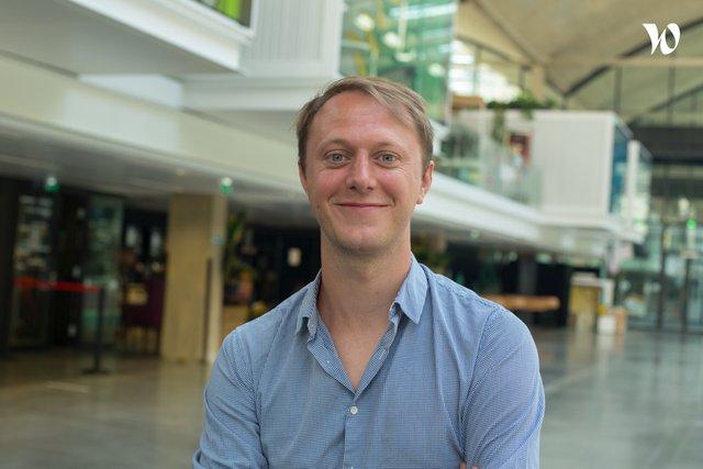 Rencontrez Thibaut, CEO - Blockpulse