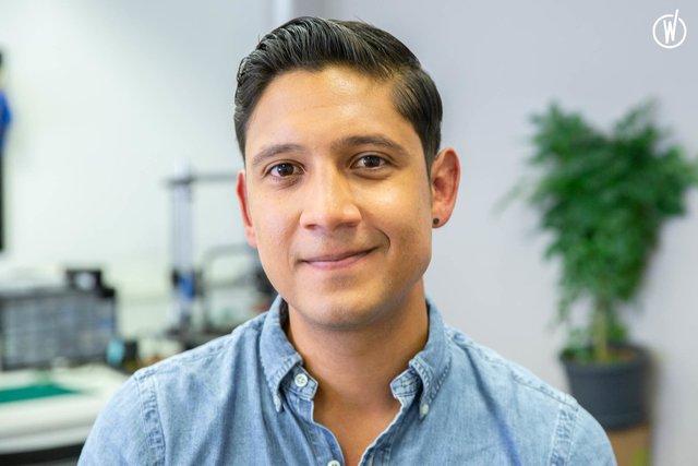 Rencontrez Nicolas, Research Scientist - Ganymed Robotics