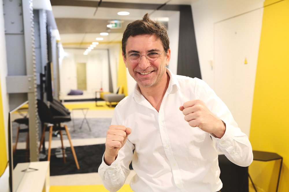 Rencontrez JeanDavid, Co-founder & CEO - Molotov