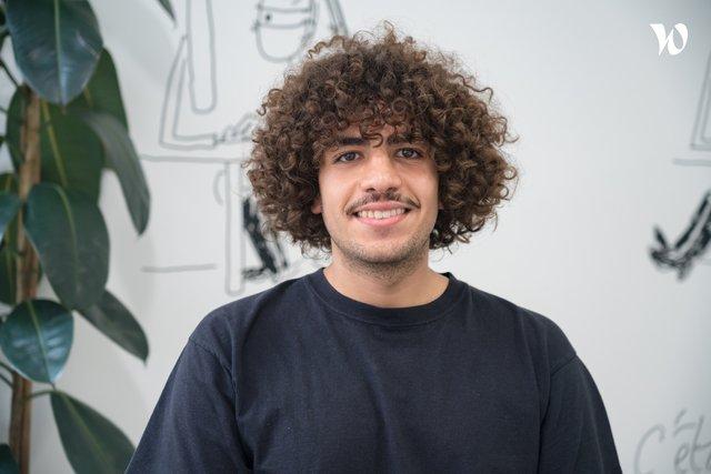 Rencontrez Zakari Boukhari, Apprenti ingénieur chef de projet innovation - ekWateur