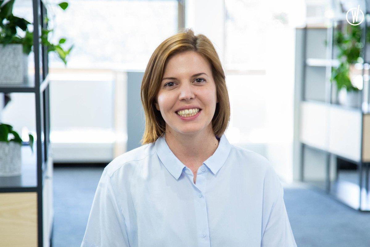 Rencontrez Emilie, Senior Software Engineer  - Kyriba