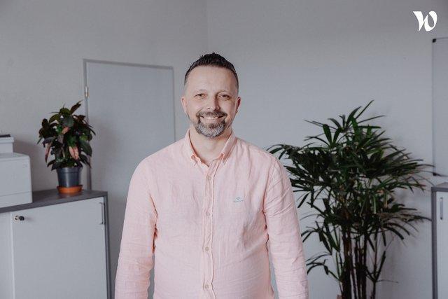 Arman Agič, Vedoucí týmů expedice a zákaznického servisu - DB Schenker
