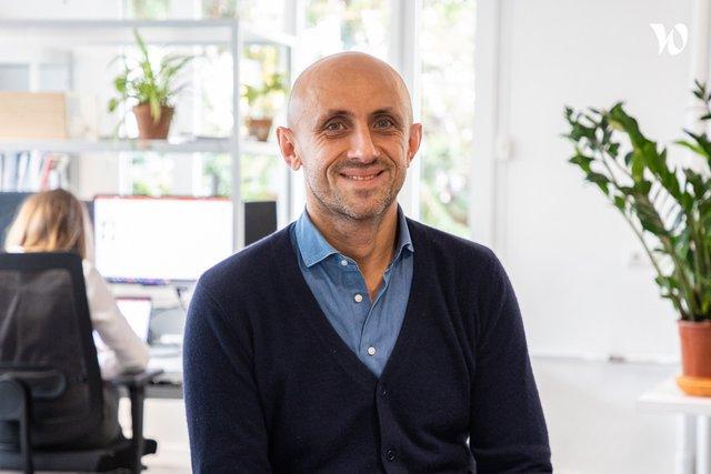 Rencontrez Vincent, Co-Fondateur d'Interface Conseil & Studio - Interface Hospitality Solutions