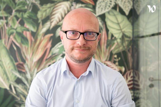 Rencontrez Jean-Benoît, Responsable Campagnes - Isoskele