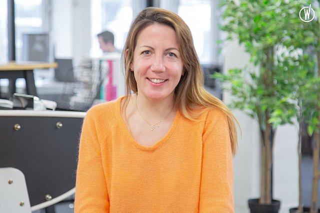 Rencontrez Sophie, Fondatrice - Groupe Intelligence Senior