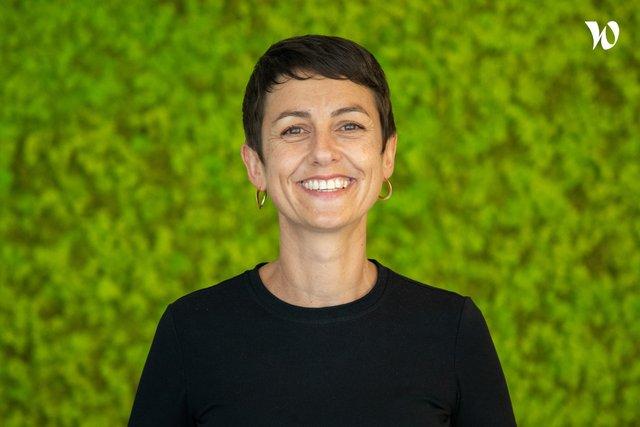 Rencontrez Sylvie, Dev Manager - MEGA International
