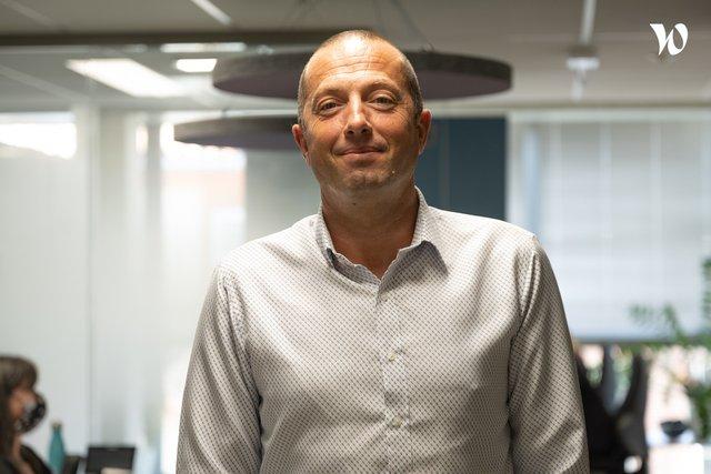Rencontrez Jean-Christophe Zerbini, Directeur du Groupement e-santé Occitanie - Groupement e-santé Occitanie