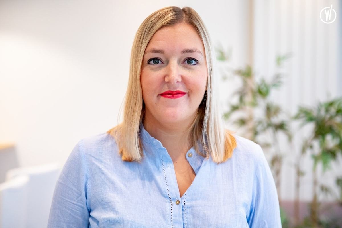 Rencontrez Héloïse, Manager - Leed Consulting