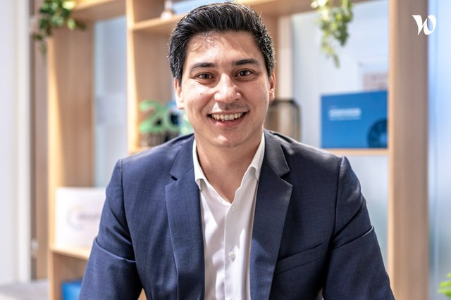 Rencontrez Alain, Directeur Commercial - Groupe PSIH