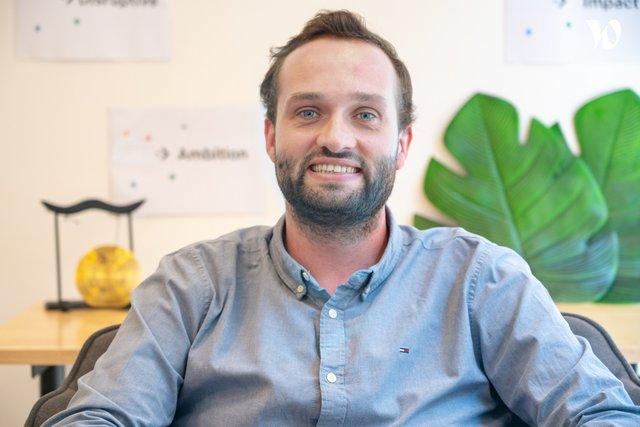Rencontrez Paul, Head of Product  - Cubyn