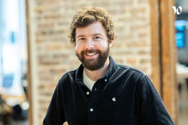 Meet Stanislas, Co-founder, CEO - Powder