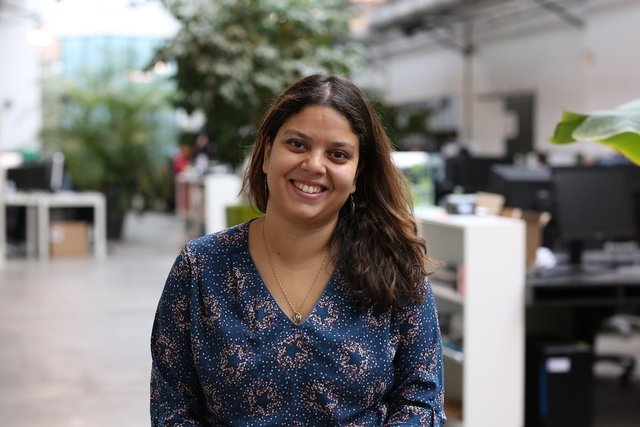 Rencontrez Hanaëlle, Chef de projet, Product Owner - Adfab