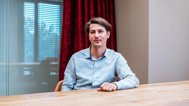Daniel Mikeš, Lead Scripter - Warhorse Studios