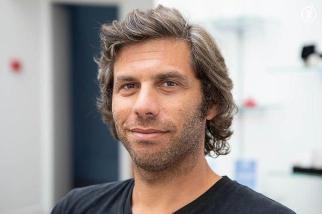 Meet Gabriel, Co-Founder  - IWD