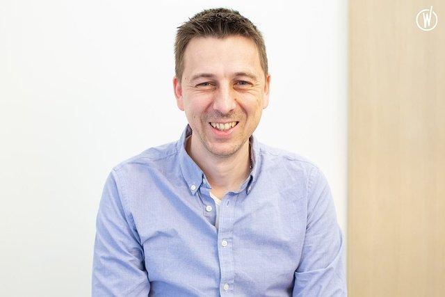 Meet Pierre-Alexandre, Lead Blockchain & Back-End - Liquidshare