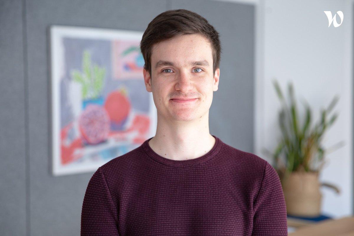 Meet Thomas, Data Analyst - Ornikar