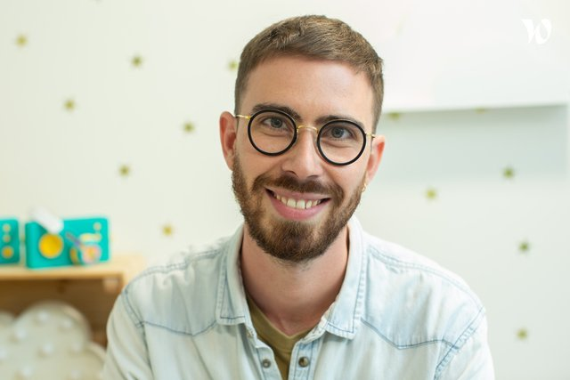 Rencontrez Nicolas, Responsable Design & Prototypes - Lunii