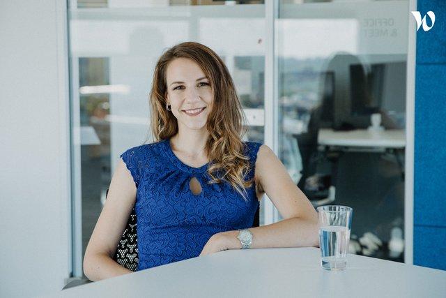 Adéla Duchoňová, Poradkyně pro firemní klientelu - UniCredit Bank Czech Republic and Slovakia