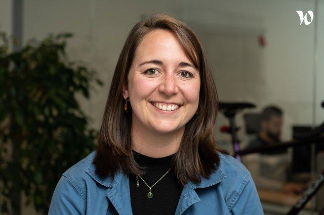 Rencontrez Natacha, Directrice Marketing - Lecyclo.com