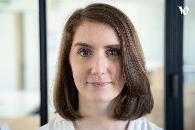 Rencontrez Aurélie Schuler, Chargée de recrutement  - WeScale