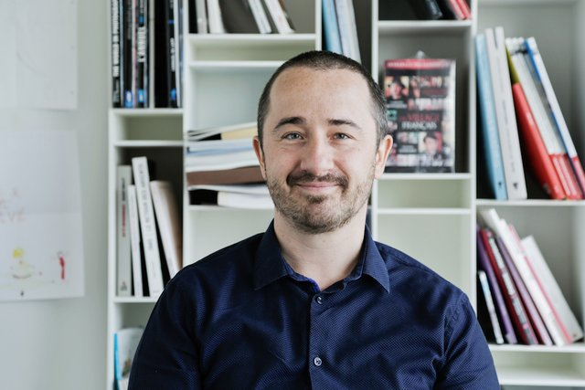 Rencontrez Yannick, Responsable du Département Informatique des Systèmes Rédactionnels - Agence France-Presse
