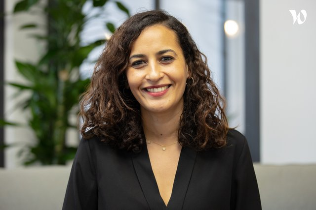 Rencontrez Fayrouz, Social Media Manager - Bling