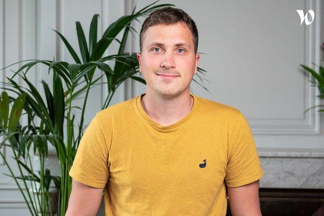 Rencontrez Quentin, Data Manager - Blacksales
