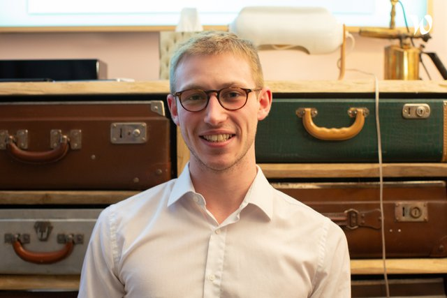 Rencontrez Julien, Chargé de recherches - Ithaque Medical
