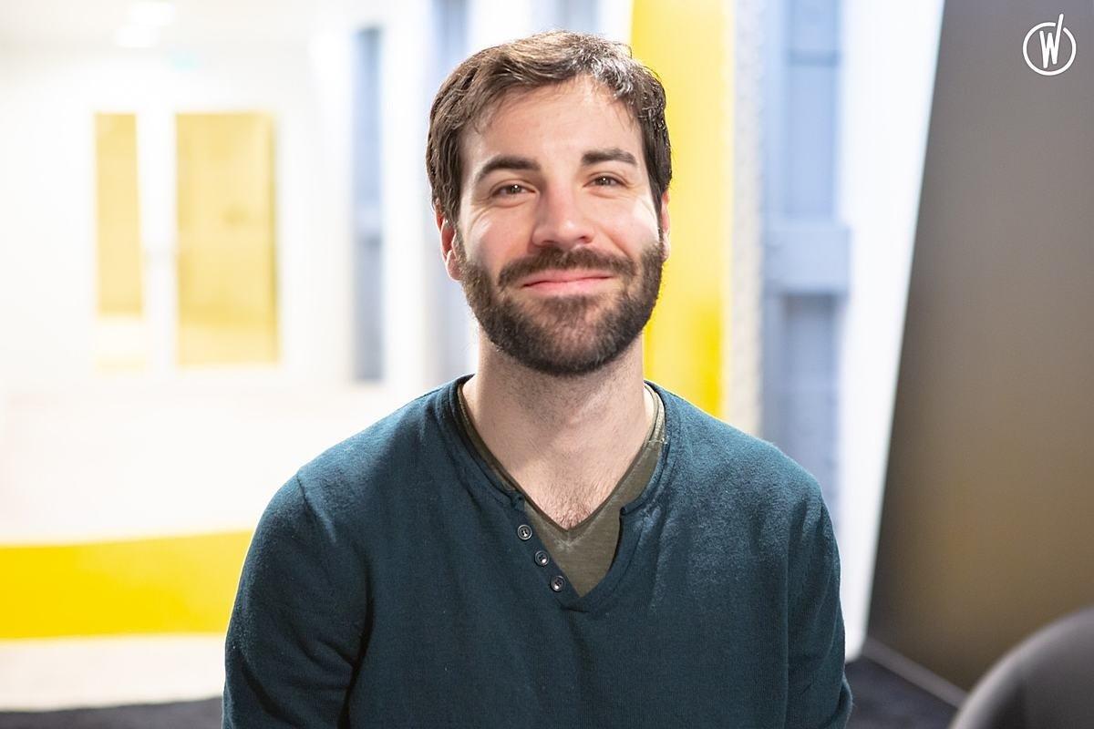 Rencontrez Pierre, Product manager - Molotov
