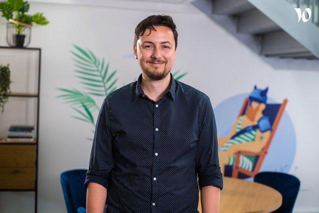 Daniel Sitek, Frontend vývojář - Brilo Team s.r.o.