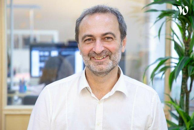 Rencontrez Olivier , Président / Fondateur - Smart Agence