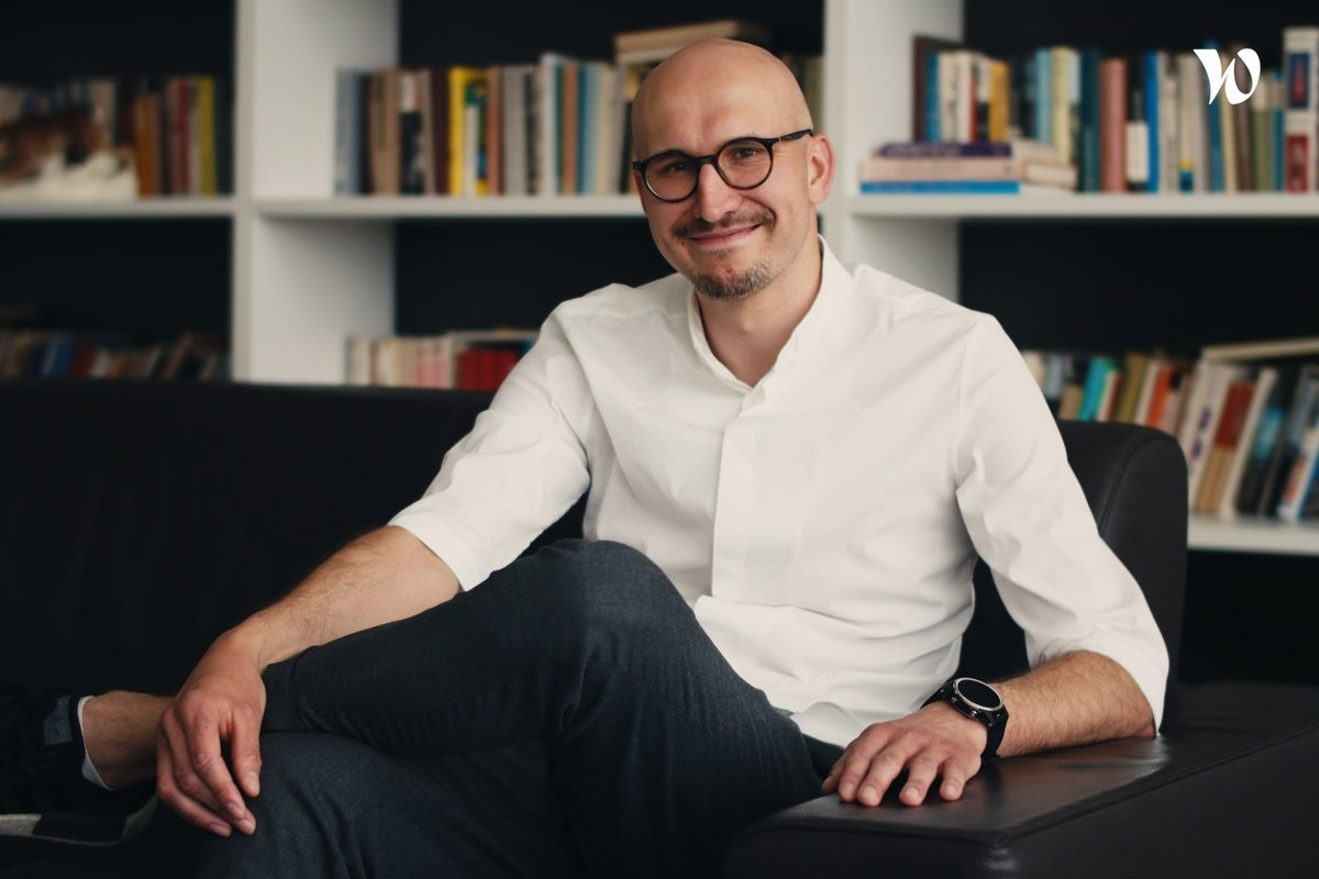 Jaro Horváth, Innovation Specialist  - Raiffeisenbank