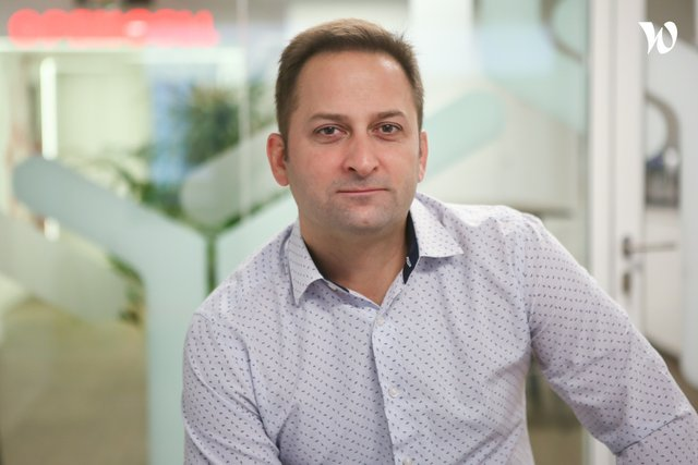Rencontrez Cédric, VP Sales  - Opencell