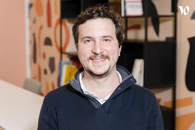 Rencontrez  Paul C , CEO - Alancienne