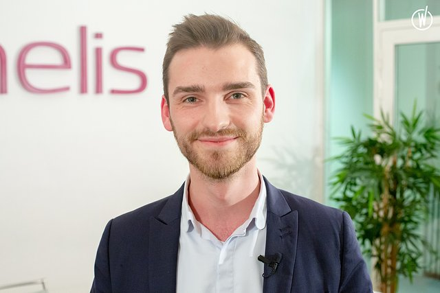 Rencontrez Pierre, Consultant en stratégie de transformation digitale - Helis