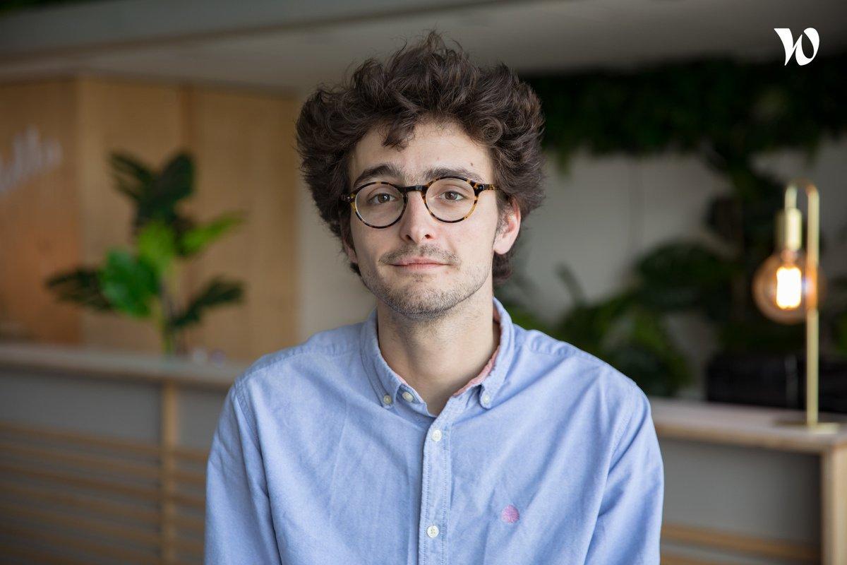 Rencontrez Clément, Directeur Artistique - Le Cube