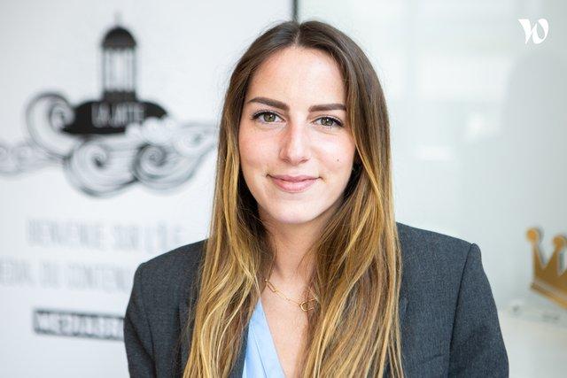 Rencontrez Elise, Head of Partnerships @INITIATIVE - IPG Mediabrands