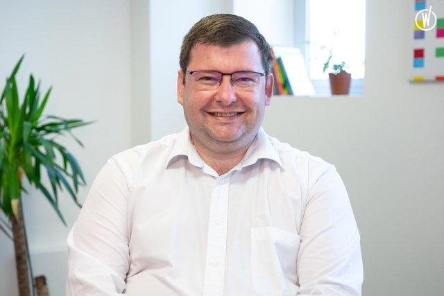 Rencontrez Sylvain, Directeur Technique IT - Jouve