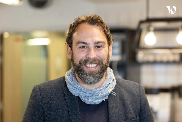Rencontrez Thomas, Head of Animal Husbandry - Ÿnsect