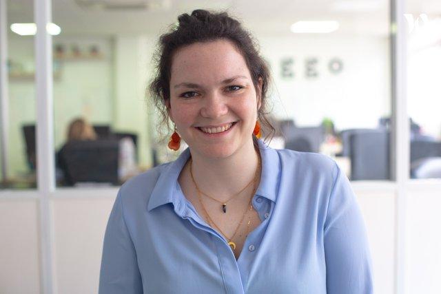 Rencontrez Juliette, Product Owner - Hoggo