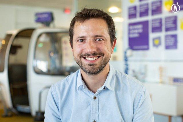 Rencontrez Josselin, Head of Strategy & Experience - TSC