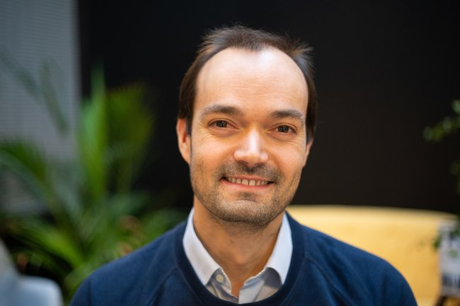 Rencontrez Edouard, Responsable Commercial - HumanCraft