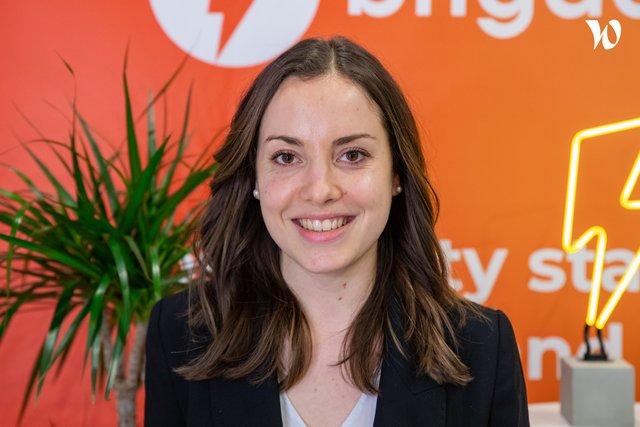 Meet Mathilde, Customer Success Manager - BRIGAD