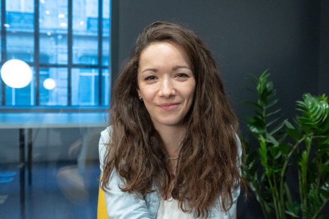 Rencontrez Camille, Program Manager - Social Builder