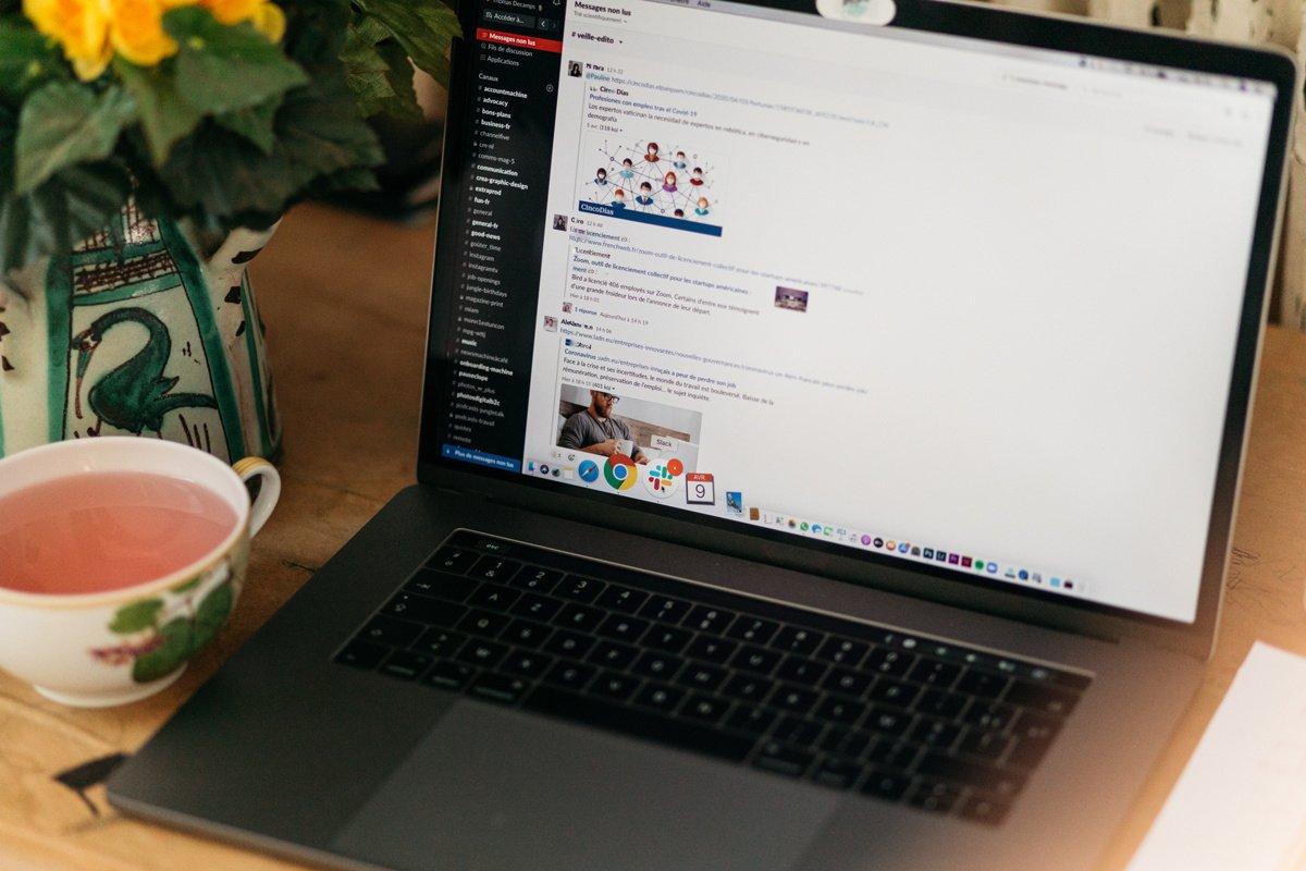 5 rád pre používanie aplikácie Slack