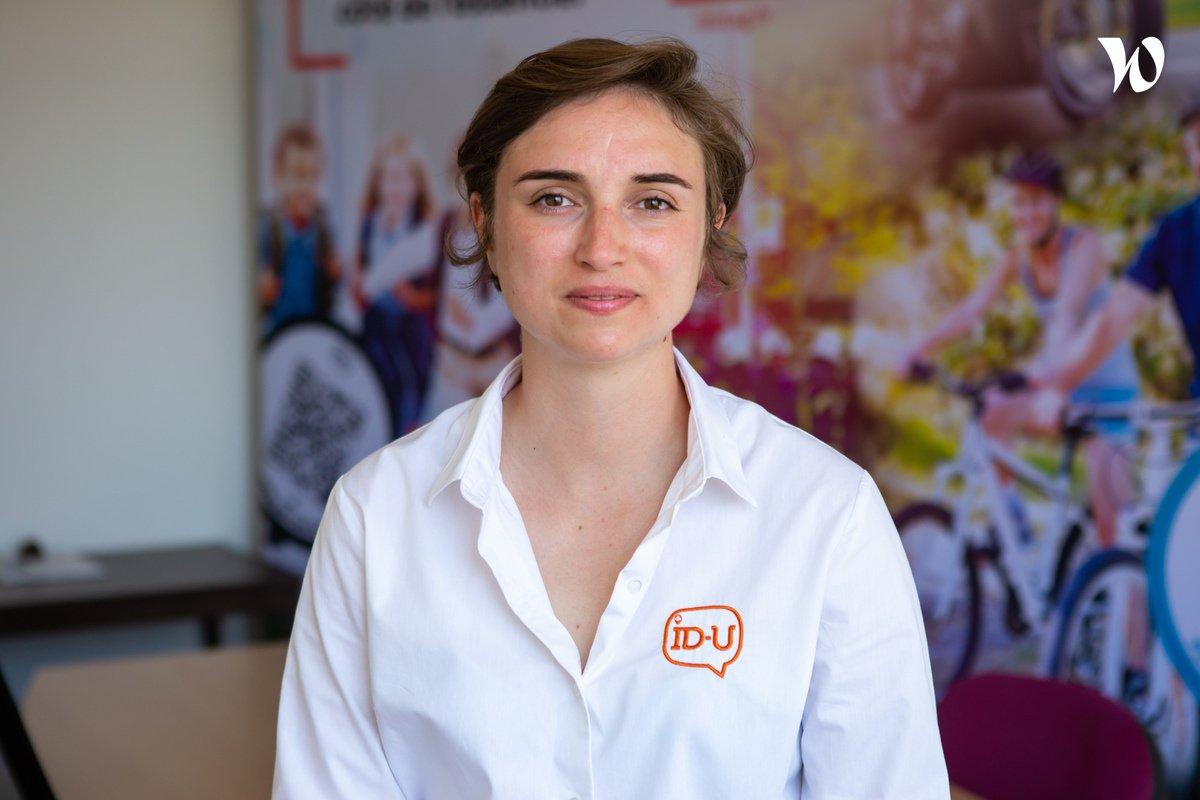 Rencontrez Julie, Responsable commerciale - ID-U Santé