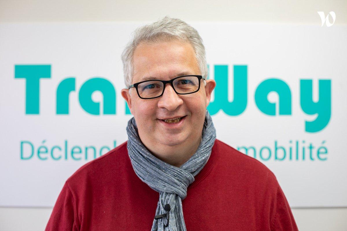 Rencontrez Nicolas, PDG TransWay - TransWay