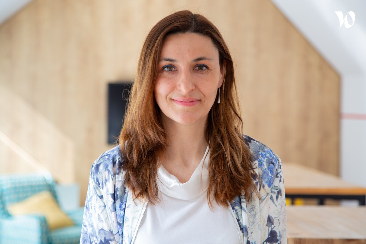 Meet Elisabeth, Marketing Director - TheFork