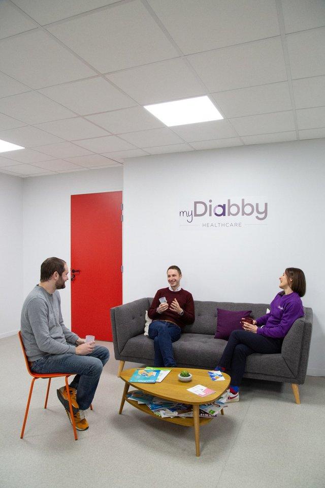 myDiabby Healthcare